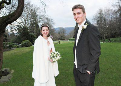 Lake District wedding venues Winter Wonderland Wedding Gallery Image 11