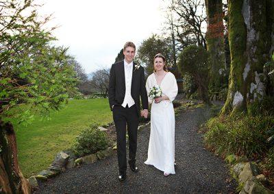 Lake District wedding venues Winter Wonderland Wedding Gallery Image 5