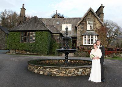 Lake District wedding venues Winter Wonderland Wedding Gallery Image 7