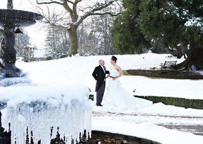 Lake District Weddings Winter Wonderland Wedding Gallery February Image 11