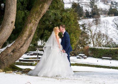 Lake District Weddings Winter Wonderland Wedding Gallery February Image 32