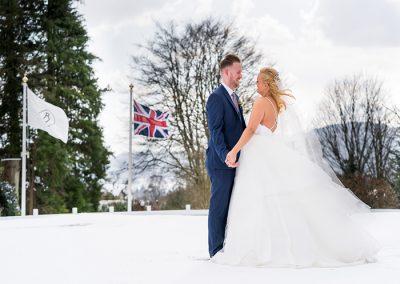 Lake District Weddings Winter Wonderland Wedding Gallery February Image 34