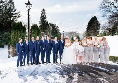 Lake District Weddings Winter Wonderland Wedding Gallery February Image 8