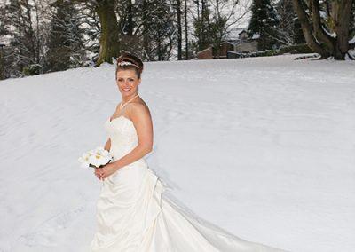 Lake District Weddings Winter Wonderland Wedding Gallery February Image 9