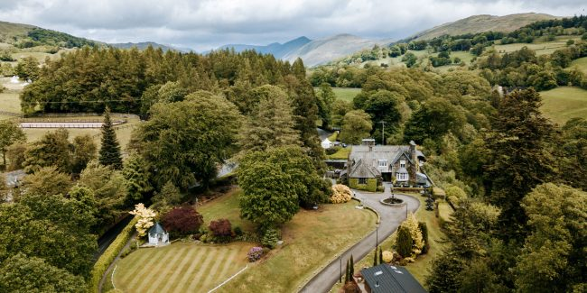 Broadoaks Lake District Country House Wedding Hotel Main Feature Image