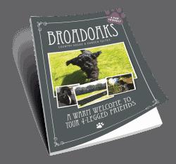 Dog Friendly Hotel Windermere Lake District Pet Brochure Image