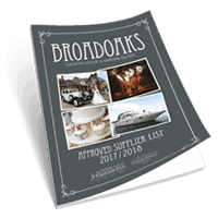 Lake District Wedding Hotel Broadoaks Local Suppliers Brochure Icon