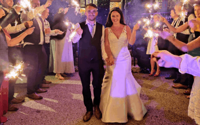 World-Themed Wedding Amidst A World Pandemic: The story of the first post-lockdown wedding
