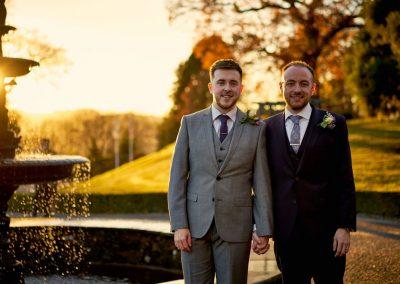 Lake District Gay Weddings Forever November Cover Image