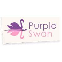 Purple Swan Logo