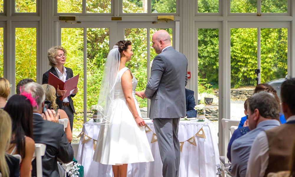 Wedding Hotel Lake District Church Vs Hotel for Wedding Ceremony - The Pros and Cons Blog Image