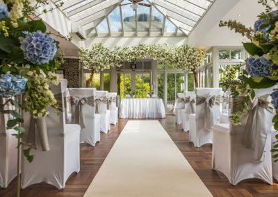 Broadoaks Wedding Hotel Lake District Orangery Ceremony Location Feature Image