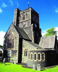 St Mary's Church Windermere