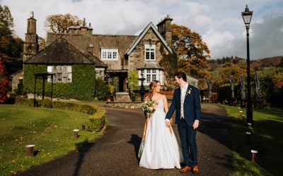 Small Wedding Planning Tips for a Lake District Exclusive Use Wedding