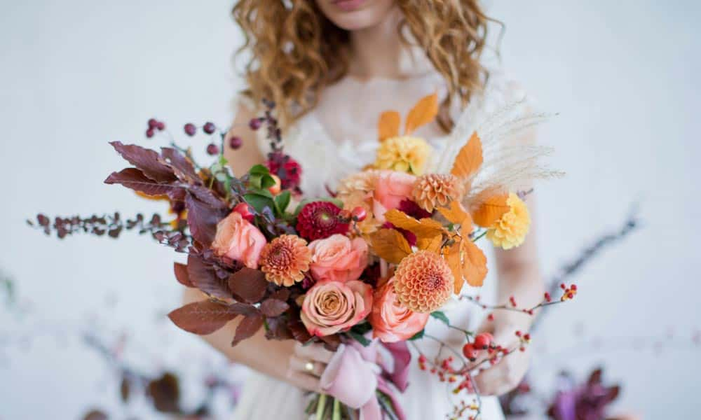 Exclusive Use Wedding Venues Lake District Romantic Flowers and Their Meanings Blog Image