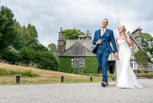 Jay Peg Lake District Wedding Photographer