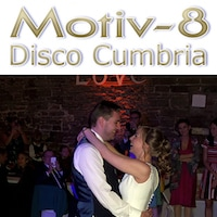 Motiv8 Disco Logo