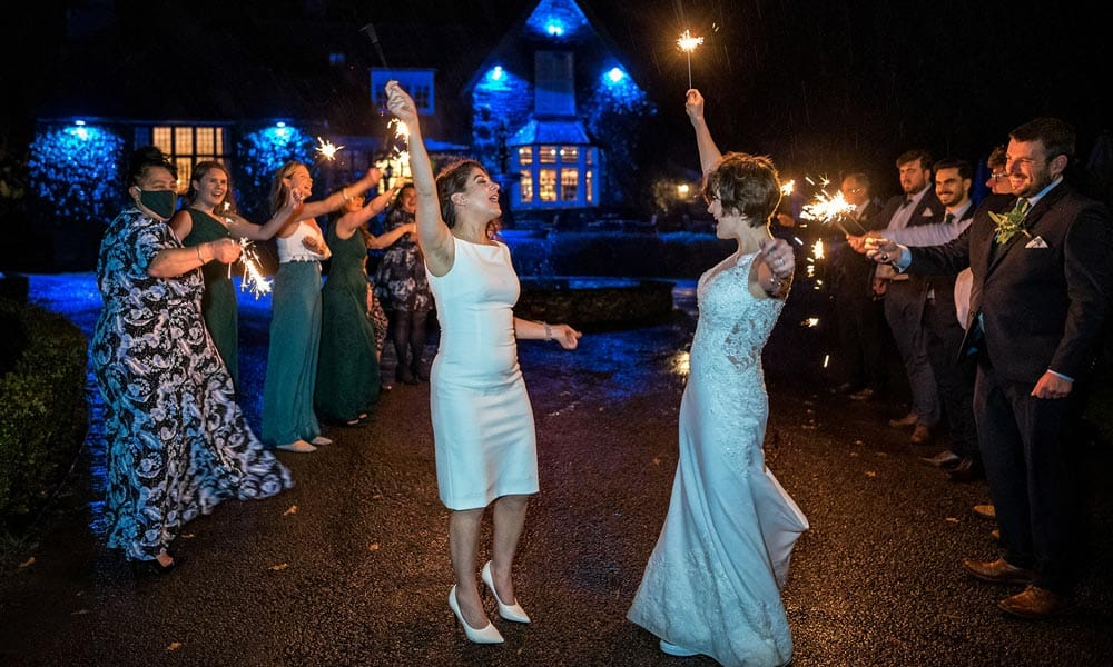 Traditions You Can Reinvent for Your Same-Sex Wedding