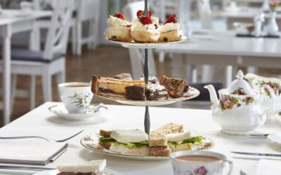 Can You Have Afternoon Tea at Your Wedding?
