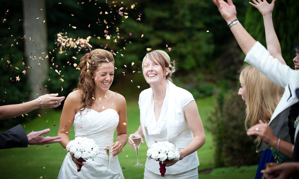 Gay Wedding Venues Great Tips for Gay Wedding Styling Blog Image