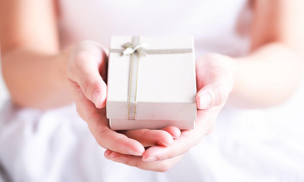 A Modern Approach to Wedding Gift Lists
